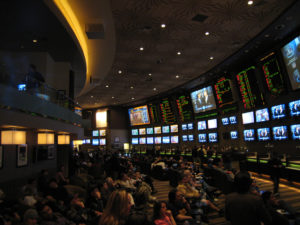 Do advanced sports betting facilities make customers happy?