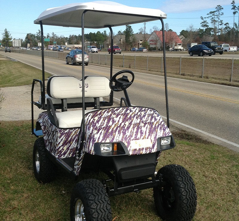 How To Choose The Golf Cart Batteries?