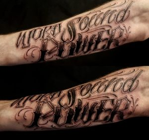 The Coolest Forearm Tattoo Designs For Men
