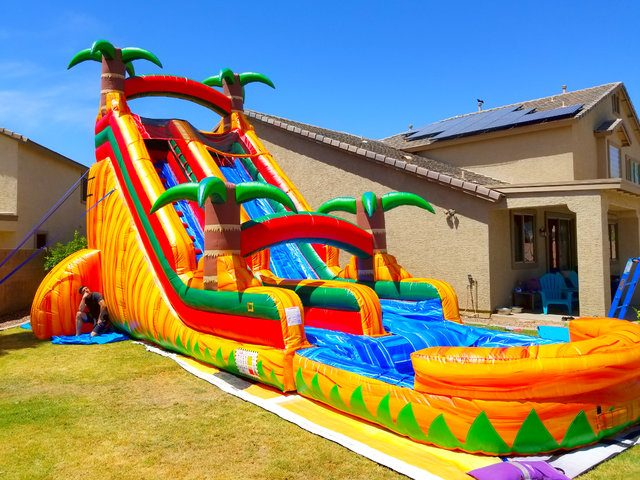 How To Start A Business Plan For A Bounce House Rental Company?