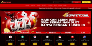 LOTTERIES AND CRIME: TOGEL ONLINE